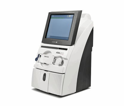 abl80 blood gas analyzer